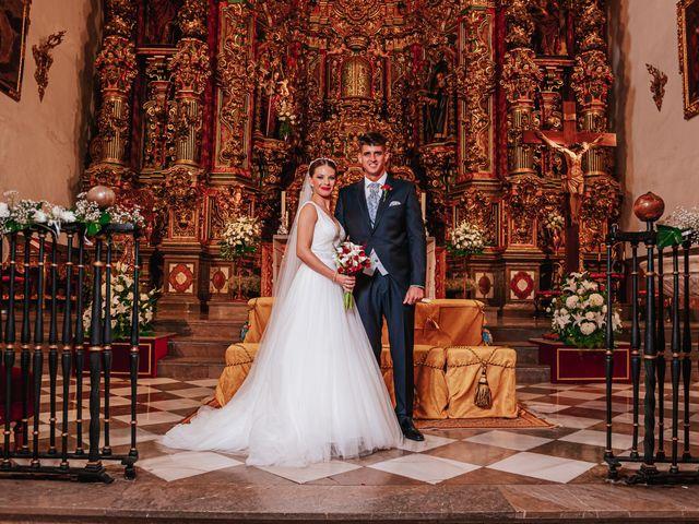 La boda de Ángel y Cristina en Granada, Granada 68