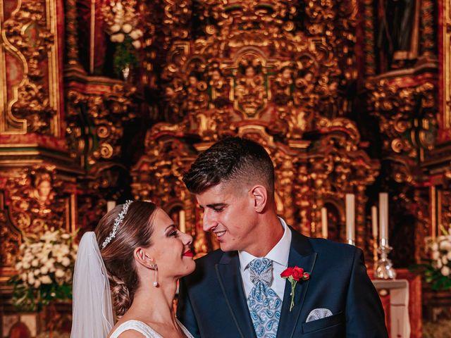 La boda de Ángel y Cristina en Granada, Granada 69