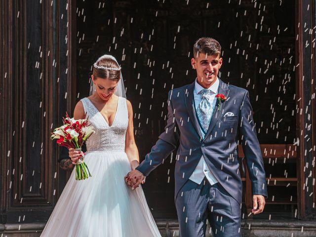 La boda de Ángel y Cristina en Granada, Granada 70