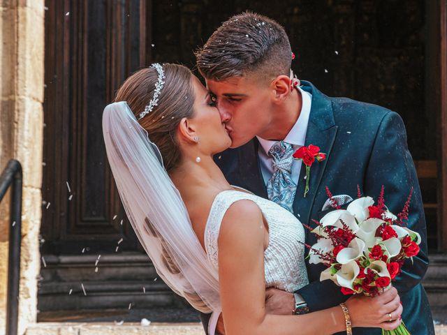 La boda de Ángel y Cristina en Granada, Granada 72
