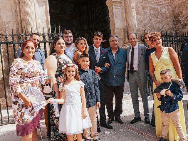 La boda de Ángel y Cristina en Granada, Granada 73