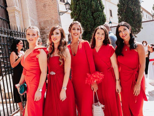 La boda de Ángel y Cristina en Granada, Granada 74