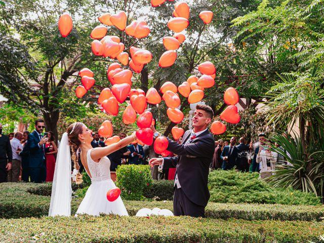 La boda de Ángel y Cristina en Granada, Granada 79