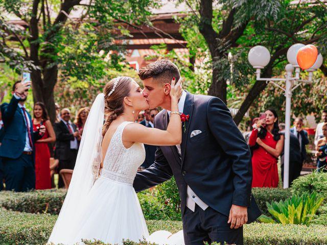 La boda de Ángel y Cristina en Granada, Granada 80