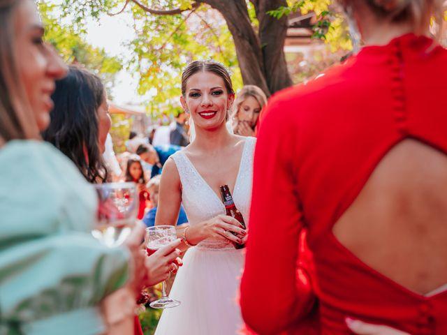 La boda de Ángel y Cristina en Granada, Granada 87