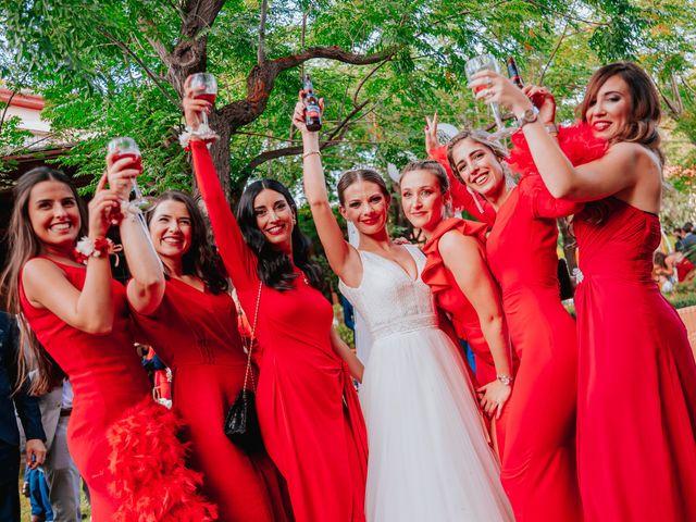 La boda de Ángel y Cristina en Granada, Granada 88