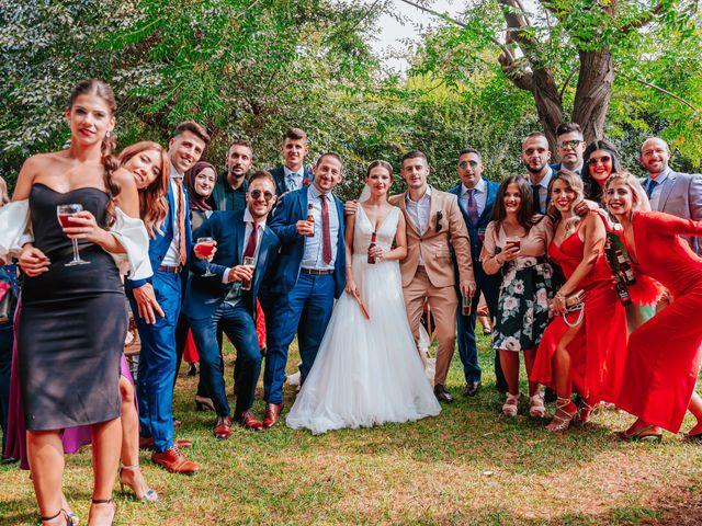 La boda de Ángel y Cristina en Granada, Granada 89