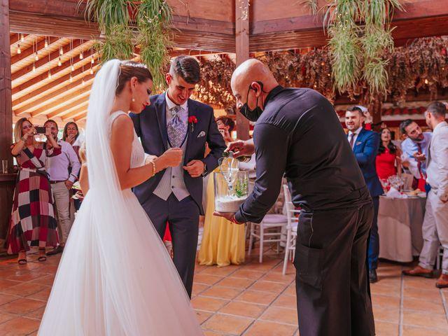 La boda de Ángel y Cristina en Granada, Granada 94