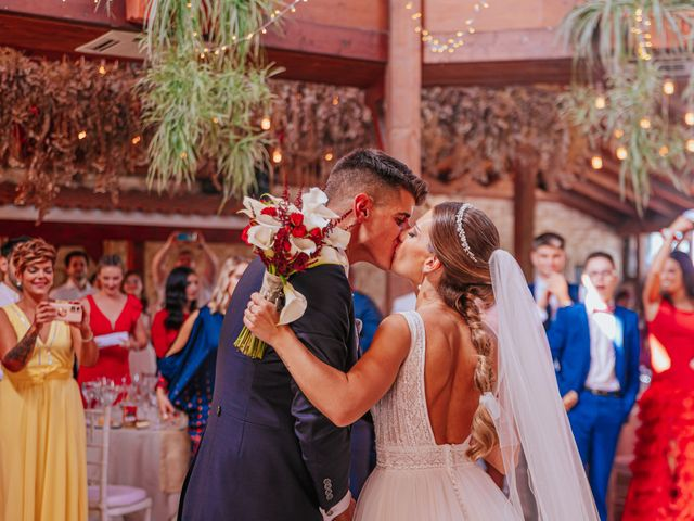 La boda de Ángel y Cristina en Granada, Granada 95