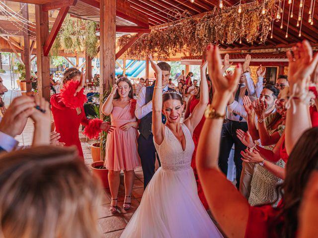 La boda de Ángel y Cristina en Granada, Granada 103