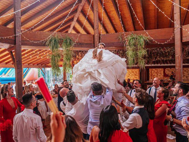 La boda de Ángel y Cristina en Granada, Granada 112