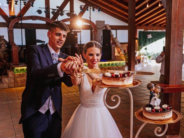 La boda de Ángel y Cristina en Granada, Granada 115