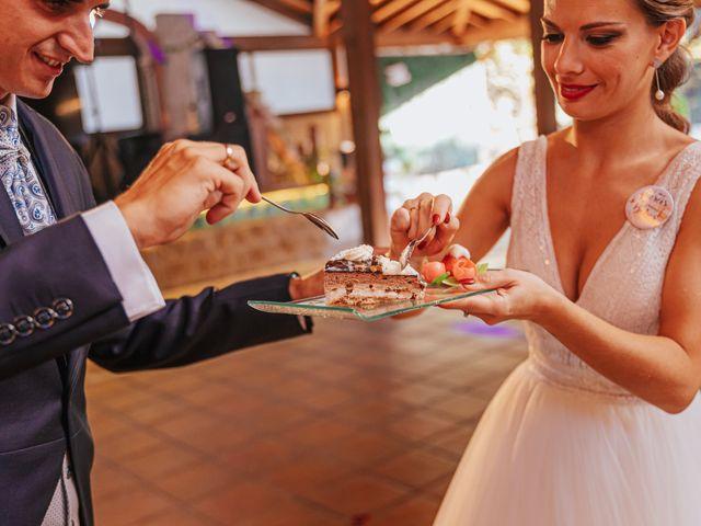 La boda de Ángel y Cristina en Granada, Granada 117