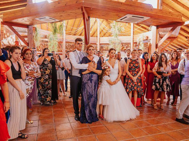La boda de Ángel y Cristina en Granada, Granada 119