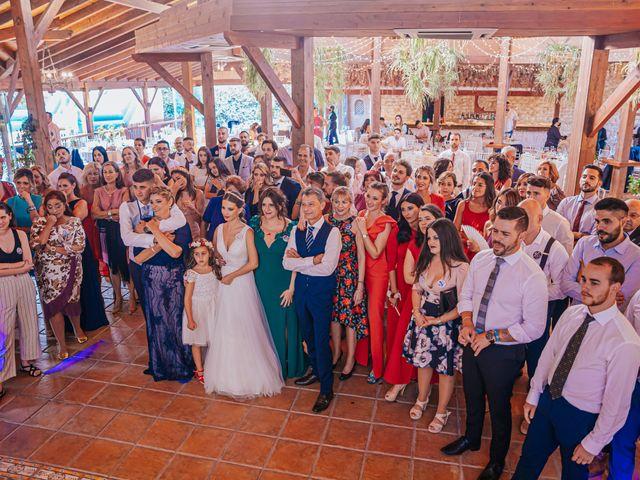 La boda de Ángel y Cristina en Granada, Granada 120