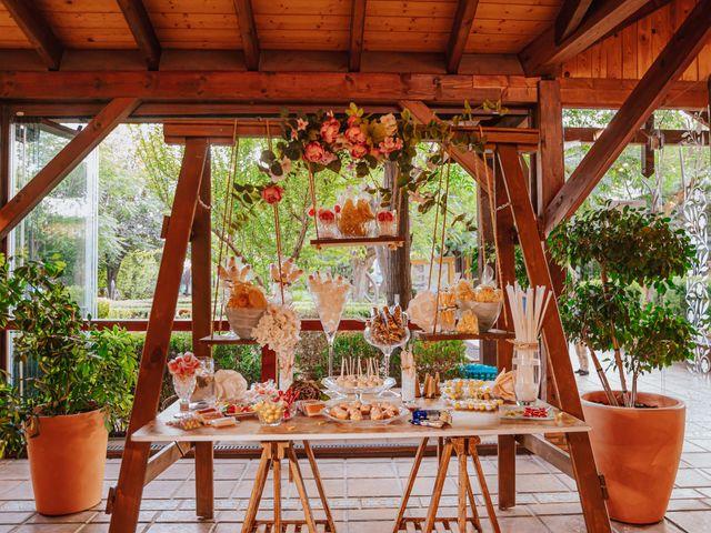 La boda de Ángel y Cristina en Granada, Granada 121