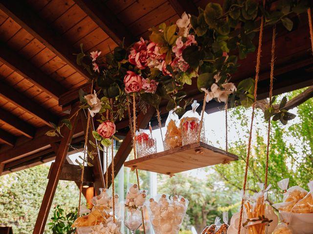 La boda de Ángel y Cristina en Granada, Granada 122