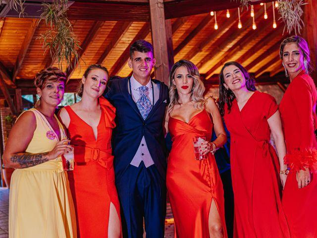 La boda de Ángel y Cristina en Granada, Granada 124