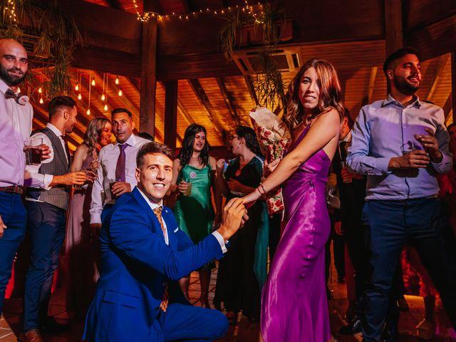 La boda de Ángel y Cristina en Granada, Granada 134