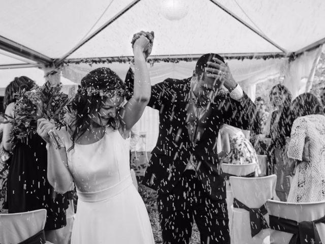 La boda de Ángel y Nefise