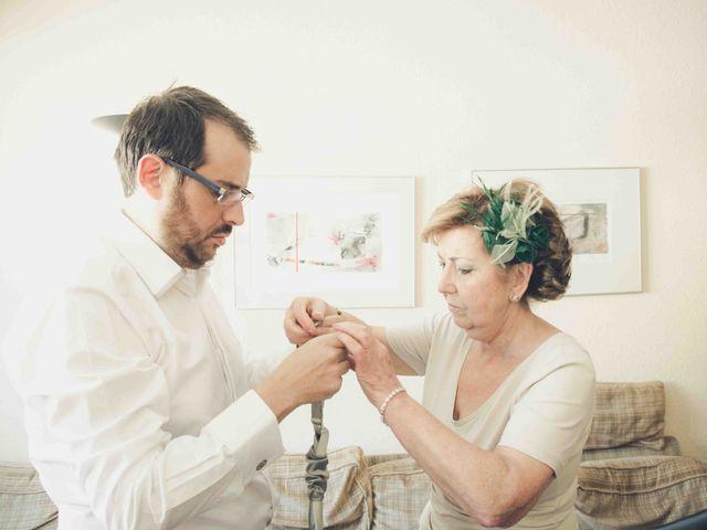 La boda de Gustavo y María José en Fresneda De La Sierra Tiron, Burgos 10