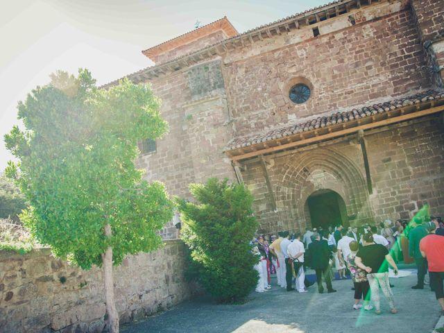 La boda de Gustavo y María José en Fresneda De La Sierra Tiron, Burgos 21