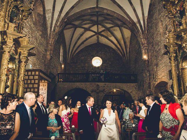 La boda de Gustavo y María José en Fresneda De La Sierra Tiron, Burgos 22