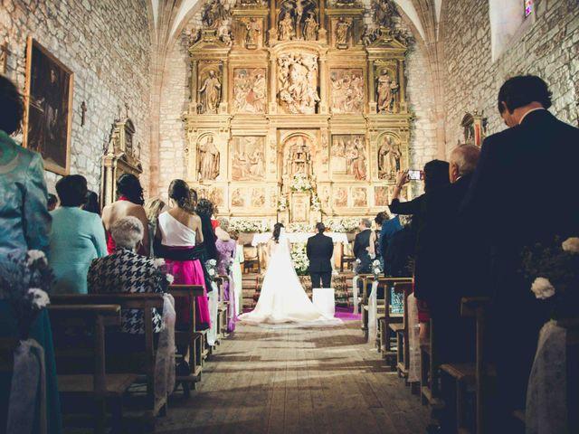 La boda de Gustavo y María José en Fresneda De La Sierra Tiron, Burgos 23