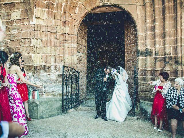 La boda de Gustavo y María José en Fresneda De La Sierra Tiron, Burgos 26