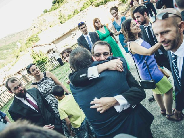 La boda de Gustavo y María José en Fresneda De La Sierra Tiron, Burgos 29