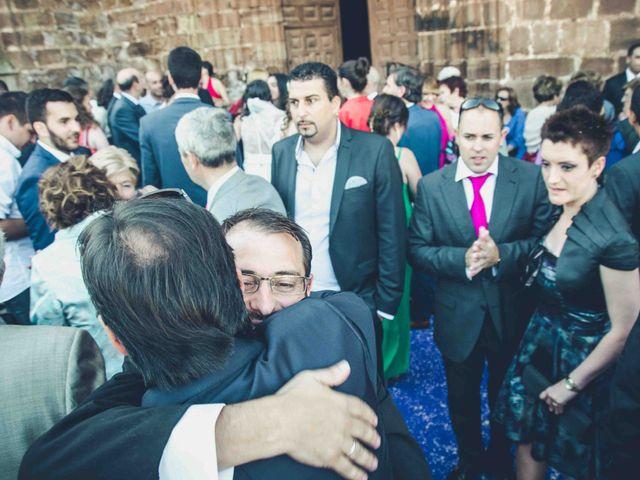 La boda de Gustavo y María José en Fresneda De La Sierra Tiron, Burgos 33