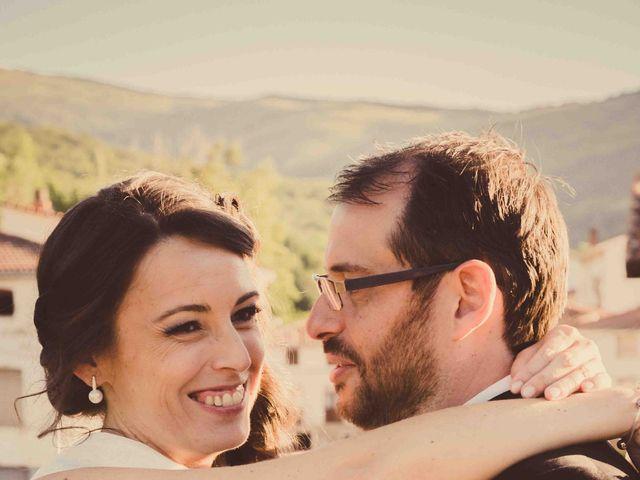 La boda de Gustavo y María José en Fresneda De La Sierra Tiron, Burgos 37