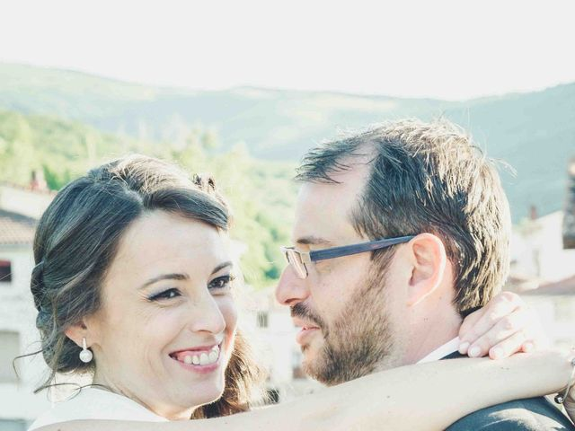 La boda de Gustavo y María José en Fresneda De La Sierra Tiron, Burgos 43