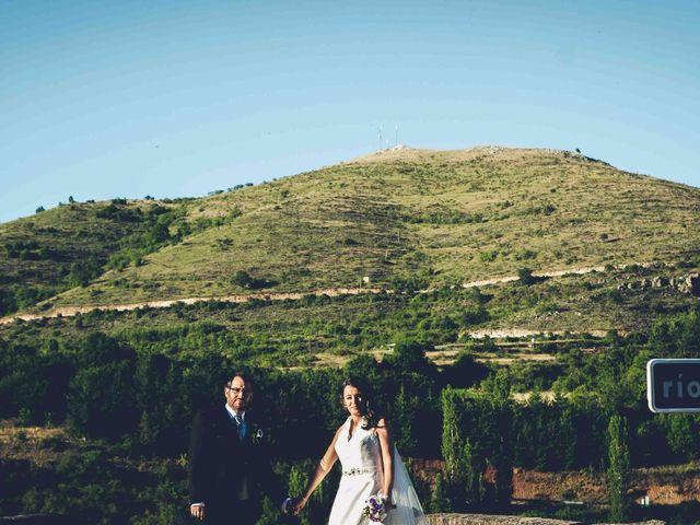 La boda de Gustavo y María José en Fresneda De La Sierra Tiron, Burgos 44