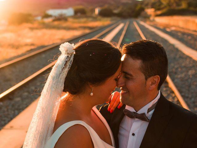 La boda de Cristina y Santos