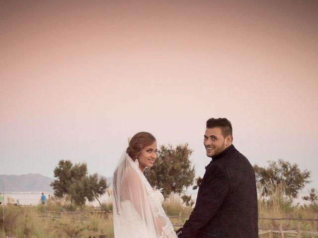 La boda de Juanjo y Ana María en Almería, Almería 7