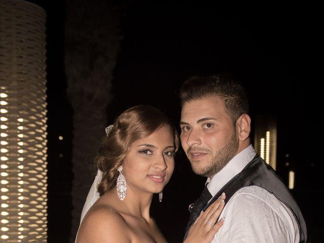 La boda de Juanjo y Ana María en Almería, Almería 16