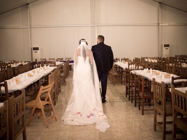 La boda de Juanjo y Ana María en Almería, Almería 18