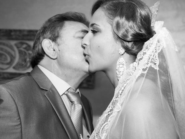 La boda de Juanjo y Ana María en Almería, Almería 19