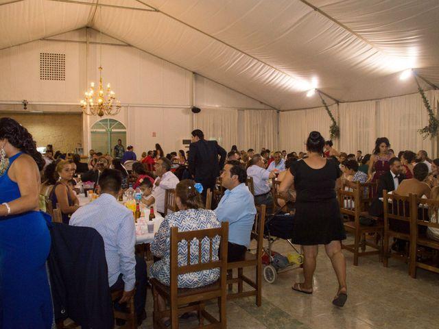La boda de Juanjo y Ana María en Almería, Almería 20