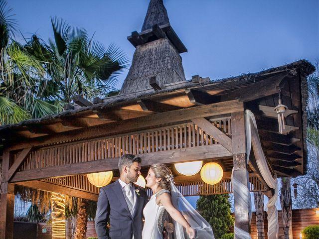 La boda de Felipe y Saray en Torre Del Mar, Málaga 22