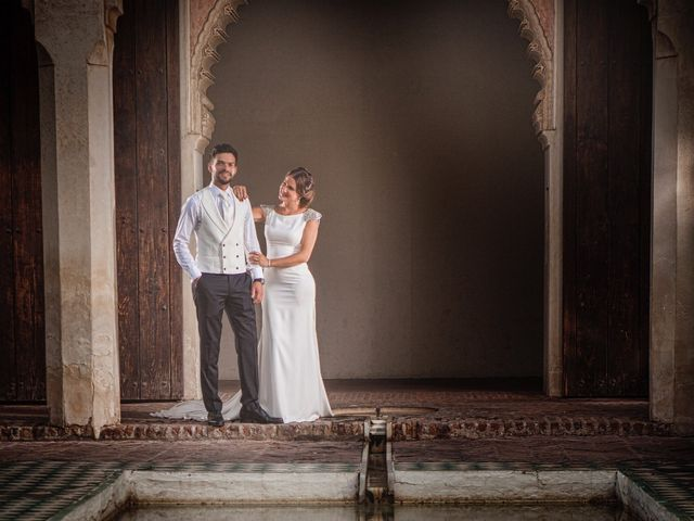 La boda de Felipe y Saray en Torre Del Mar, Málaga 30