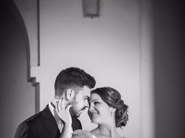 La boda de Felipe y Saray en Torre Del Mar, Málaga 31