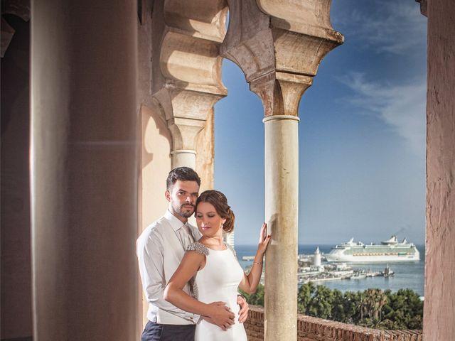 La boda de Felipe y Saray en Torre Del Mar, Málaga 34