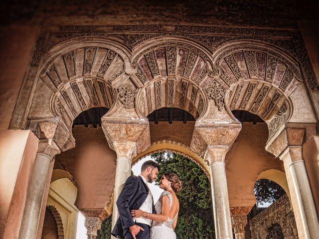 La boda de Felipe y Saray en Torre Del Mar, Málaga 35