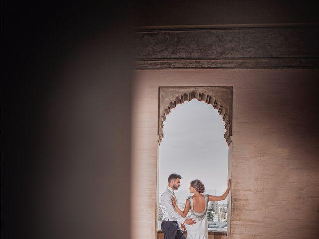 La boda de Felipe y Saray en Torre Del Mar, Málaga 37