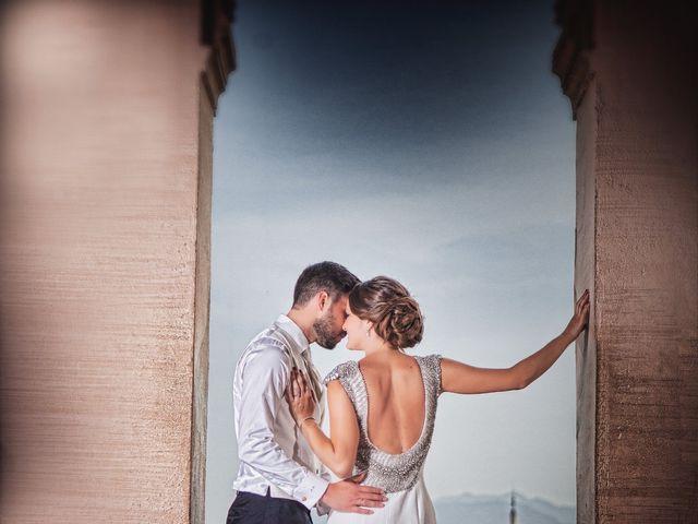 La boda de Felipe y Saray en Torre Del Mar, Málaga 38