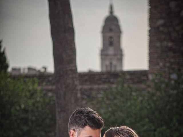 La boda de Felipe y Saray en Torre Del Mar, Málaga 42