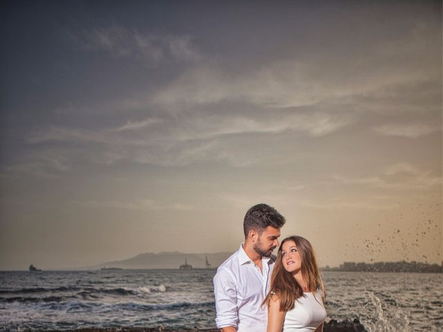 La boda de Felipe y Saray en Torre Del Mar, Málaga 53