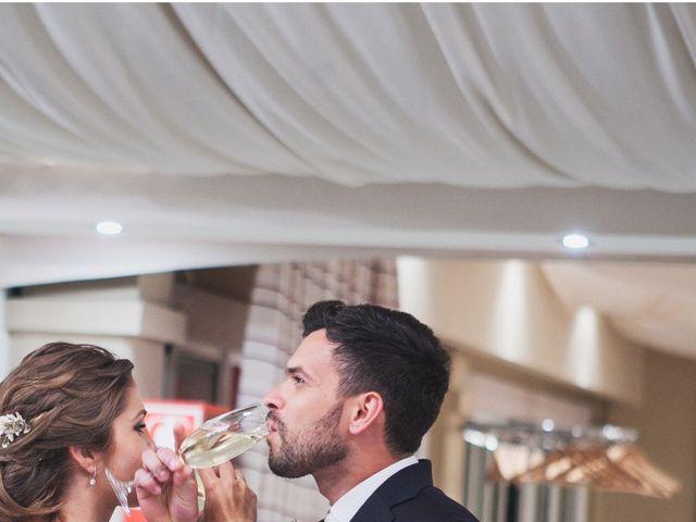 La boda de Felipe y Saray en Torre Del Mar, Málaga 57